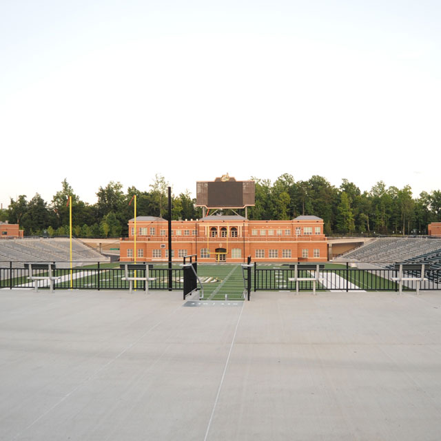 McColl–Richardson Field at Jerry Richardson Stadium