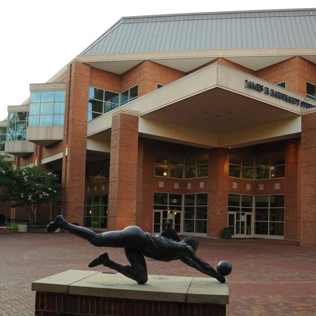 James H. Barnhardt Student Activity Center & Halton Arena