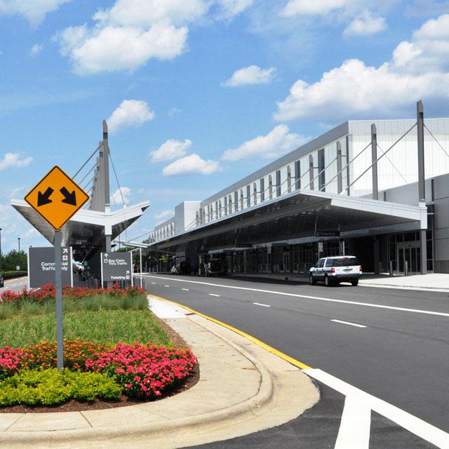 RDU Airport Terminal 1 Expansion